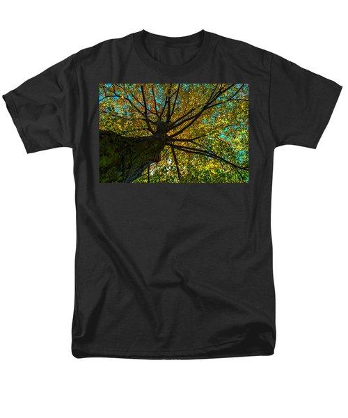 Under The Tree S Skirt Men's T-Shirt  (Regular Fit) by Tgchan