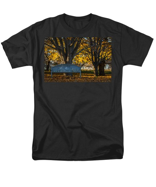 Under The Tree Men's T-Shirt  (Regular Fit) by Sebastian Musial