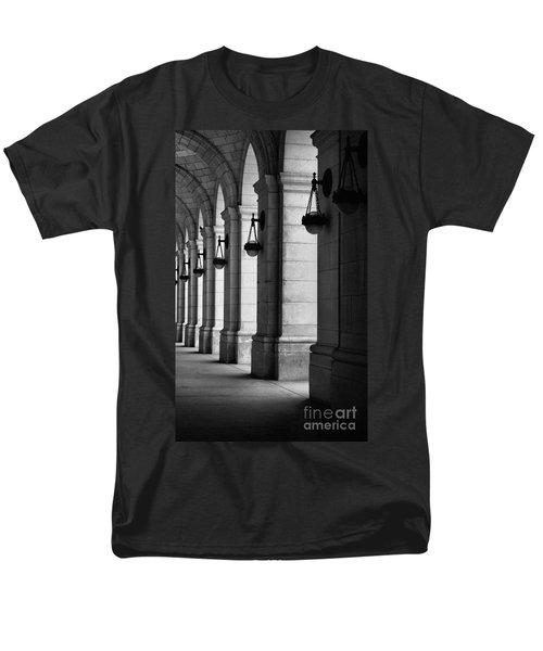Union Station Washington Dc Men's T-Shirt  (Regular Fit) by John S