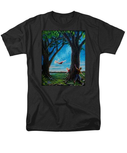 Innocence  Men's T-Shirt  (Regular Fit) by Matt Konar
