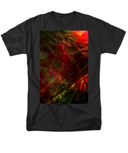 Urgent Orbital Men's T-Shirt  (Regular Fit) by Richard Thomas