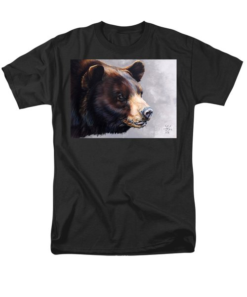 Ursa Major Men's T-Shirt  (Regular Fit) by J W Baker