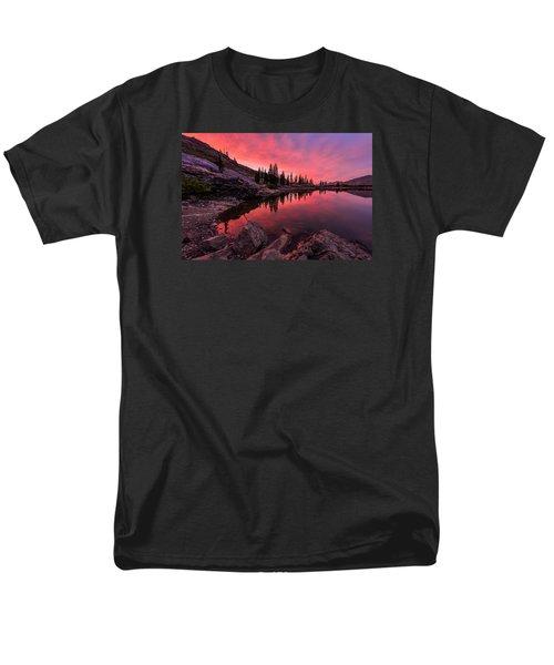 Utah's Cecret Men's T-Shirt  (Regular Fit) by Chad Dutson