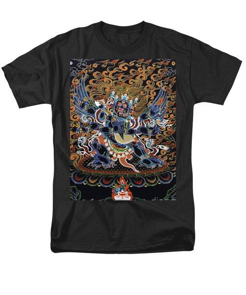 Vajrakilaya Dorje Phurba Men's T-Shirt  (Regular Fit) by Sergey Noskov