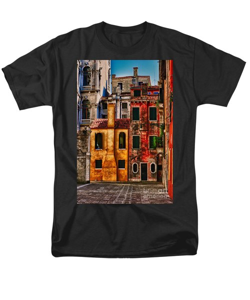 Venice Homes Men's T-Shirt  (Regular Fit) by Jerry Fornarotto