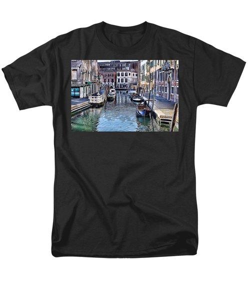 Venice Italy Iv Men's T-Shirt  (Regular Fit) by Tom Prendergast