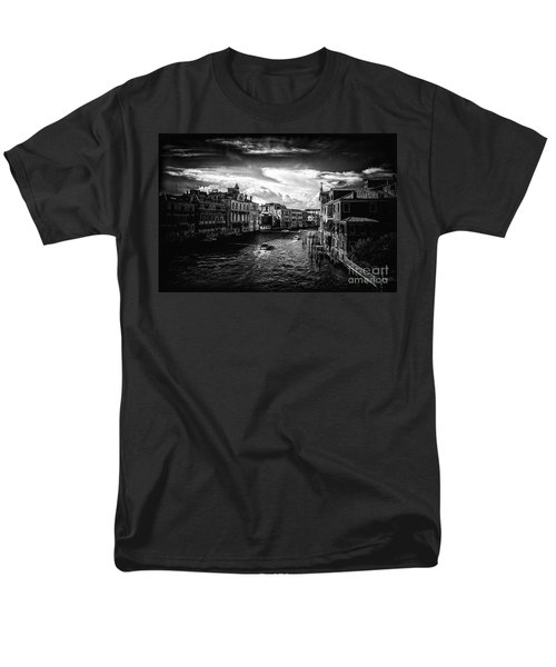 Venice Men's T-Shirt  (Regular Fit) by Traven Milovich