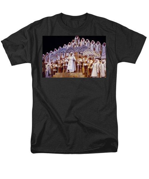 Verdi Aida Men's T-Shirt  (Regular Fit) by Shaun Higson
