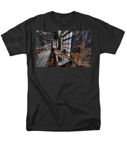 Victorian Workshops Men's T-Shirt  (Regular Fit) by Adrian Evans