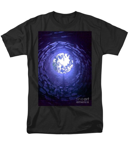 Men's T-Shirt  (Regular Fit) featuring the photograph View From Below by John Williams