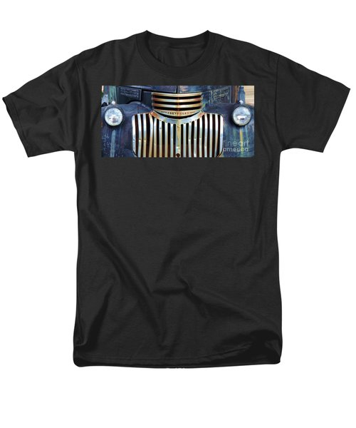 Vintage Chevrolet 005 Men's T-Shirt  (Regular Fit) by Robert ONeil
