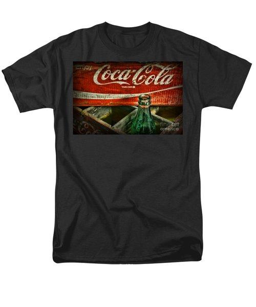 Vintage Coca-cola Men's T-Shirt  (Regular Fit) by Paul Ward
