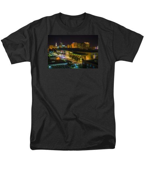Vividly Downtown Baton Rouge Men's T-Shirt  (Regular Fit)