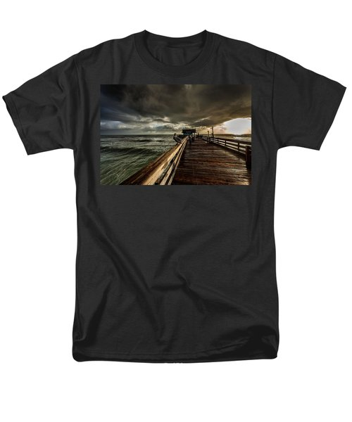Waiting For Breakfast Men's T-Shirt  (Regular Fit) by Steven Reed
