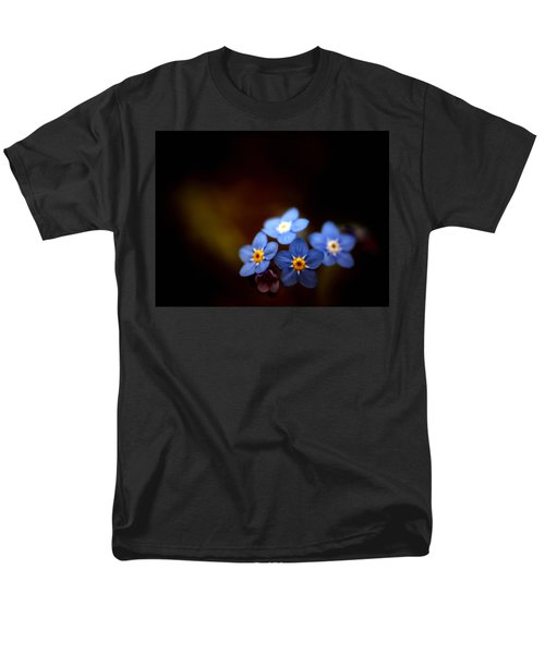 Men's T-Shirt  (Regular Fit) featuring the photograph Waiting For The Light by Rachel Mirror