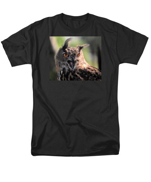 Men's T-Shirt  (Regular Fit) featuring the photograph Wake Up by Leticia Latocki