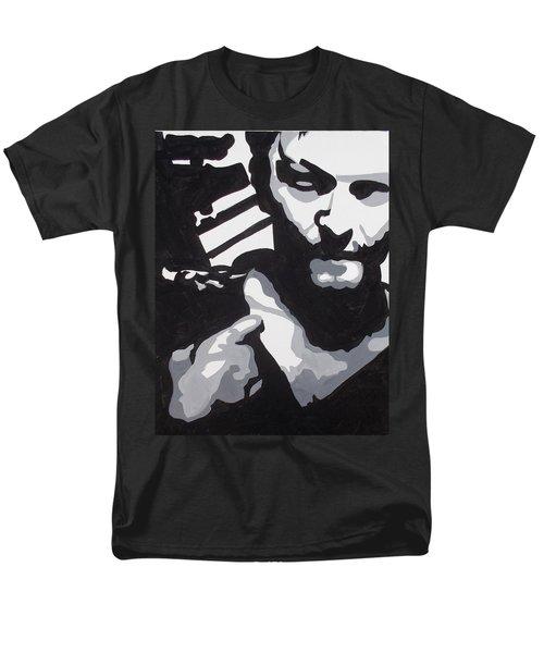 Walking Dead Daryl Close Men's T-Shirt  (Regular Fit) by Marisela Mungia