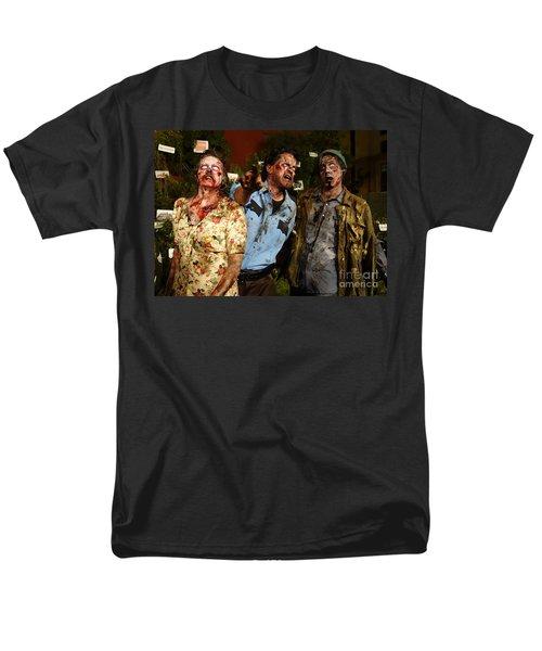 Walking Dead Men's T-Shirt  (Regular Fit) by Nina Prommer