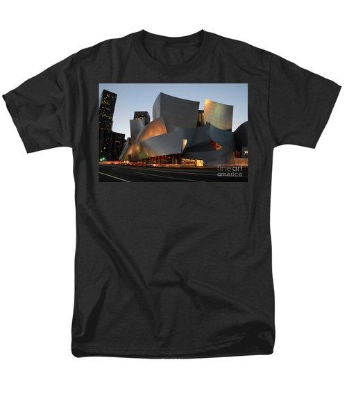Walt Disney Concert Hall 21 Men's T-Shirt  (Regular Fit) by Bob Christopher
