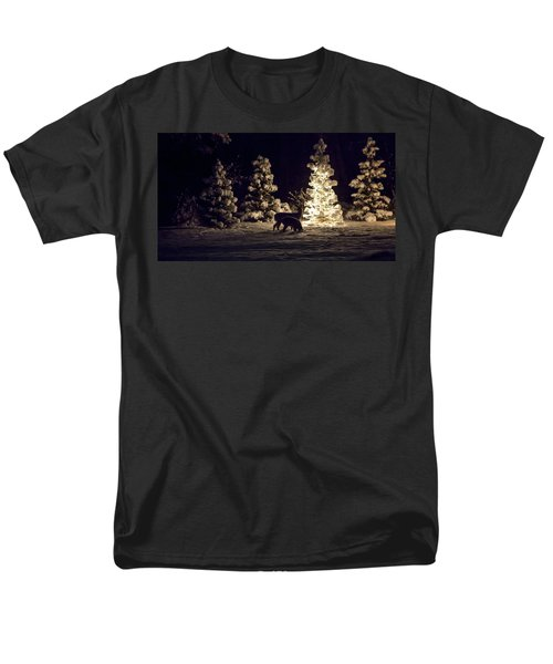 Men's T-Shirt  (Regular Fit) featuring the photograph Watchful Eye by Aaron Aldrich