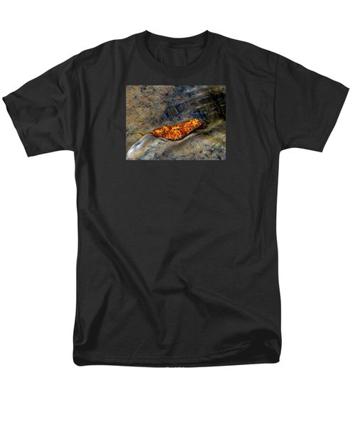 Water Logged Men's T-Shirt  (Regular Fit) by Janice Westerberg