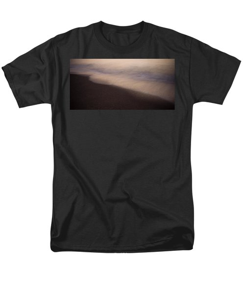Men's T-Shirt  (Regular Fit) featuring the photograph Waves by Bradley R Youngberg