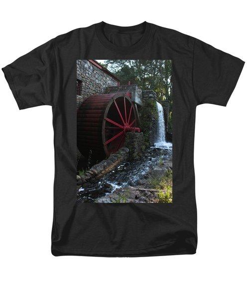 Wayside Inn II Men's T-Shirt  (Regular Fit) by Suzanne Gaff