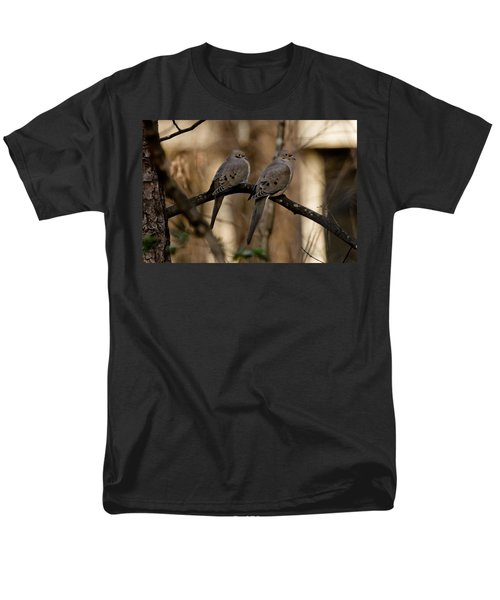 Men's T-Shirt  (Regular Fit) featuring the photograph We Came Together - We're Leaving Together by Robert L Jackson