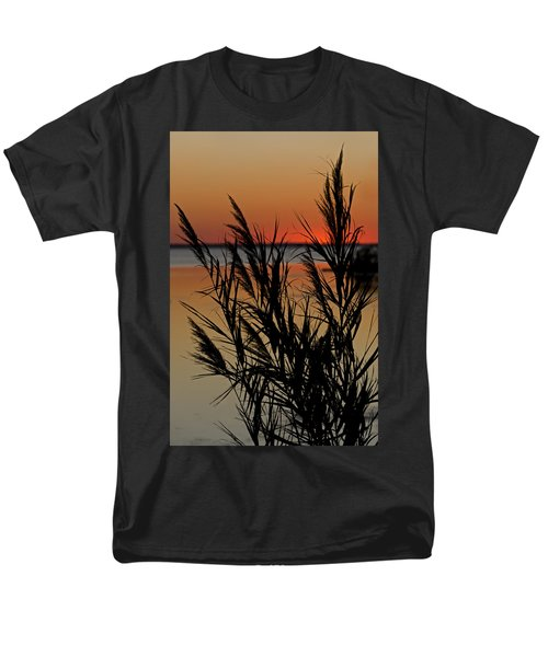 Men's T-Shirt  (Regular Fit) featuring the photograph Whalehead Sunset Obx II by Greg Reed