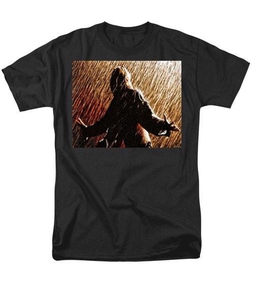 When That Moment Arrives Men's T-Shirt  (Regular Fit) by Joe Misrasi