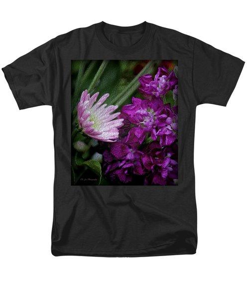 Whimsical Passion Men's T-Shirt  (Regular Fit) by Jeanette C Landstrom