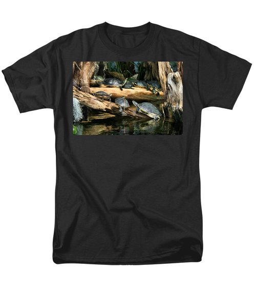 Who Called This Meeting Anyway Men's T-Shirt  (Regular Fit) by Kristin Elmquist