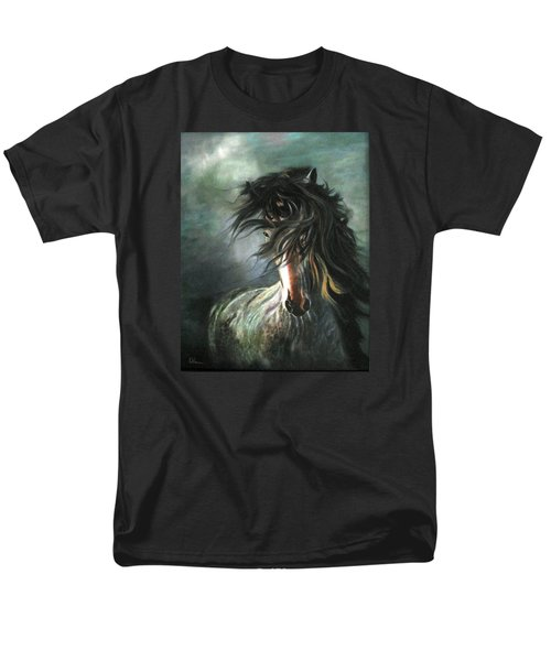 Wild And Free Men's T-Shirt  (Regular Fit) by LaVonne Hand