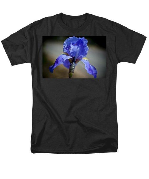 Wild Iris Men's T-Shirt  (Regular Fit) by Ron White