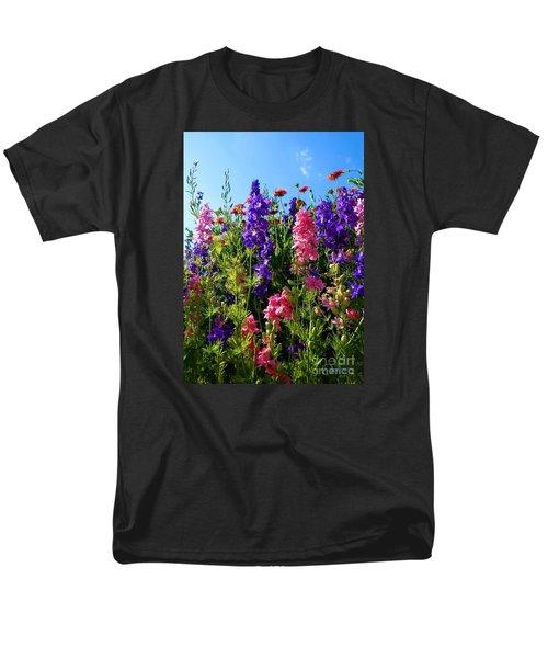 Wildflowers #14 Men's T-Shirt  (Regular Fit) by Robert ONeil