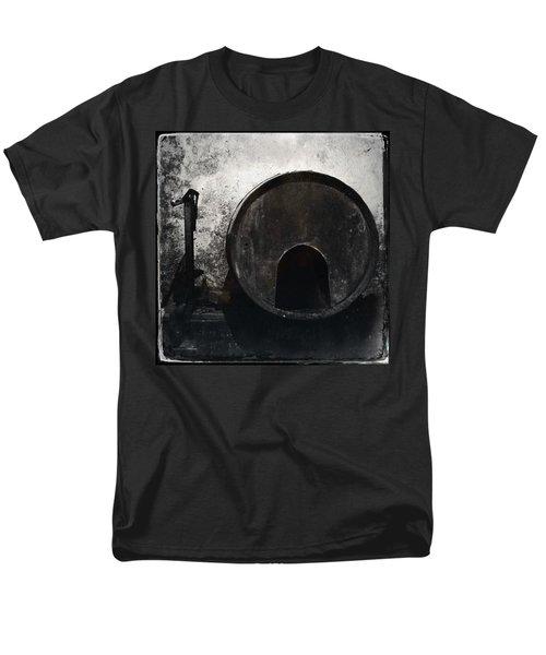 Wine Barrel Men's T-Shirt  (Regular Fit) by Marco Oliveira