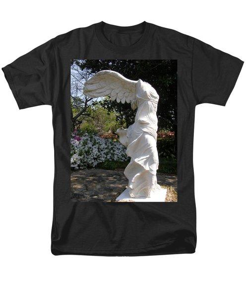 Winged Victory Nike Men's T-Shirt  (Regular Fit)