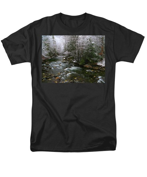 Winter Fresh Men's T-Shirt  (Regular Fit) by Michael Eingle