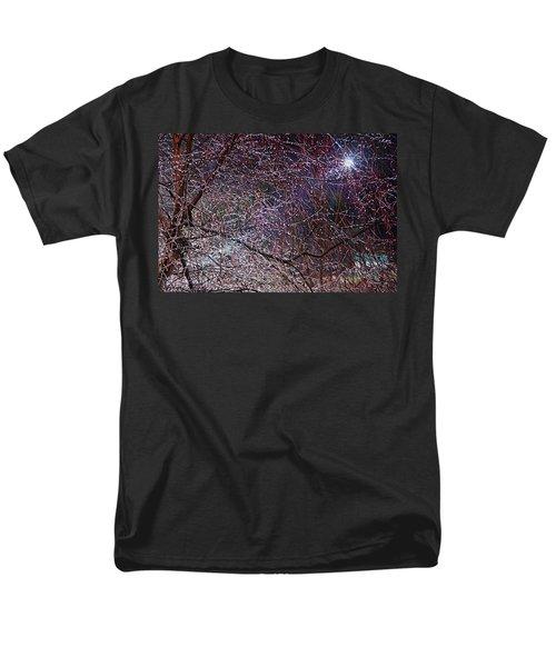 Winter Sun Men's T-Shirt  (Regular Fit) by Tom Culver