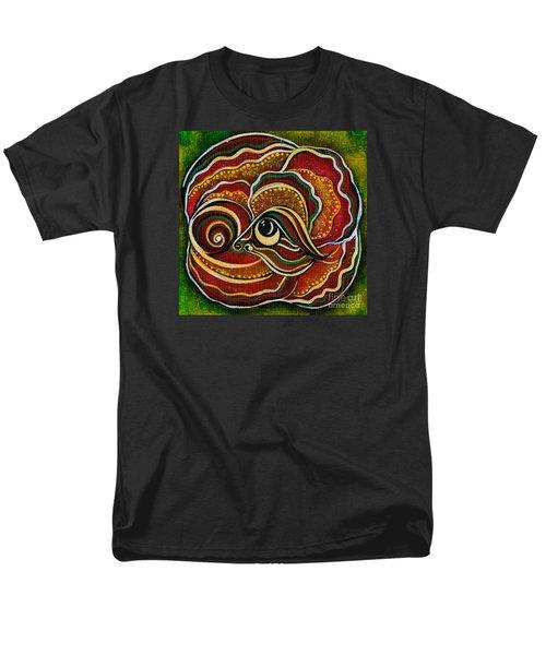 Men's T-Shirt  (Regular Fit) featuring the painting Wisdom Spirit Eye by Deborha Kerr