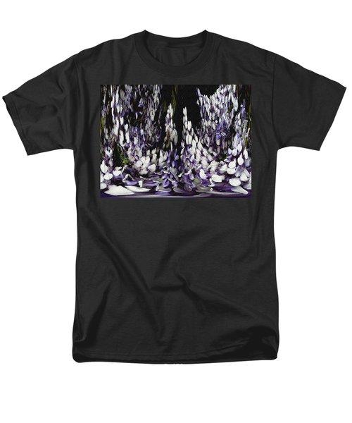 Wisteria Dreams Men's T-Shirt  (Regular Fit)