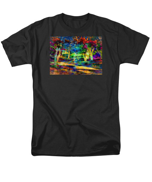 Woodland Gem Men's T-Shirt  (Regular Fit) by William Beuther