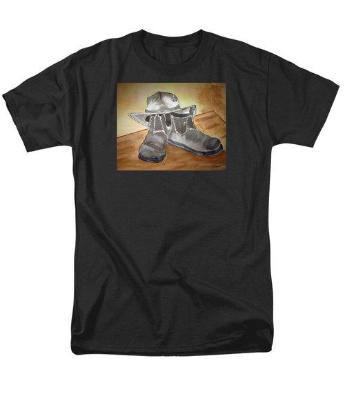 Working On The Land Men's T-Shirt  (Regular Fit) by Elvira Ingram