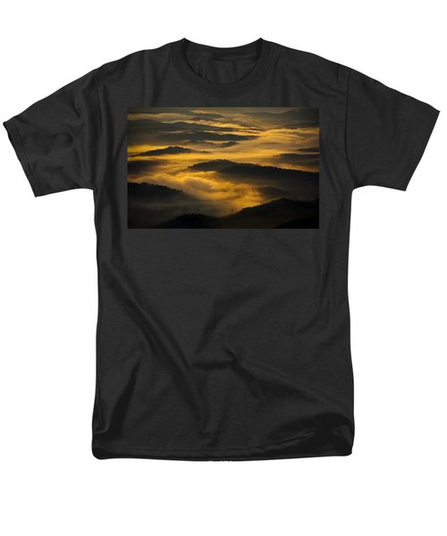 Wva Sunrise 2013 June II Men's T-Shirt  (Regular Fit) by Greg Reed