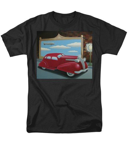 Wyandotte Lasalle Men's T-Shirt  (Regular Fit) by Stuart Swartz