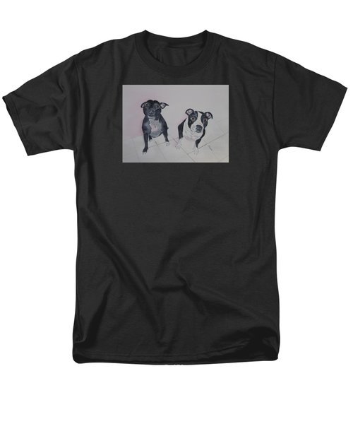 Are You Looking At Me Men's T-Shirt  (Regular Fit) by Elvira Ingram