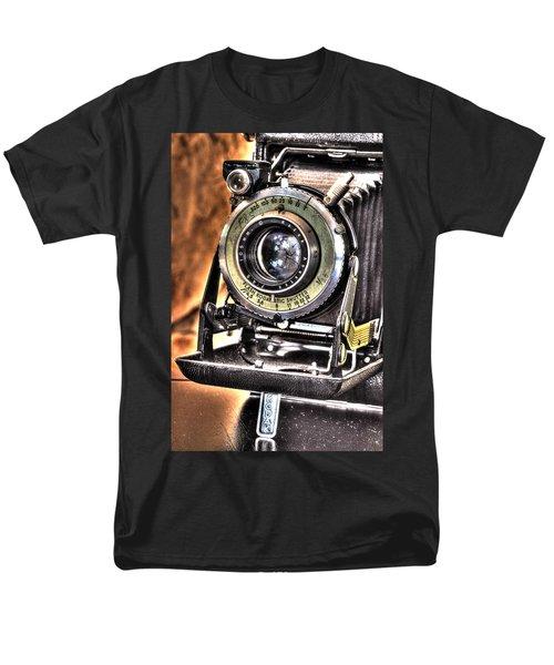 Years Back Kodak Men's T-Shirt  (Regular Fit) by Michael Eingle