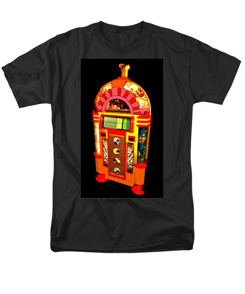 Men's T-Shirt  (Regular Fit) featuring the photograph Yellow Submarine Poster by Jean Goodwin Brooks