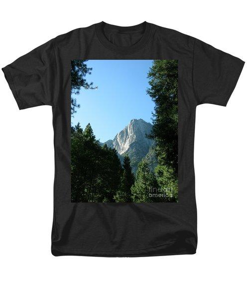 Yosemite Park Men's T-Shirt  (Regular Fit) by Mini Arora