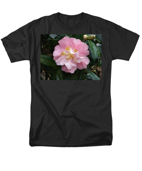 Men's T-Shirt  (Regular Fit) featuring the photograph You Make Me Blush by Lew Davis